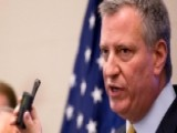NYC Mayor Meets With Protest Leaders Angers Police Union