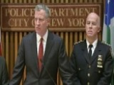 NYC Mayor: Put Off Protests Until After Funerals Of Officers
