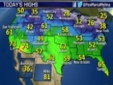 National Forecast For Friday, January 16