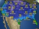 National Forecast For Sunday, January 18