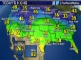 National Forecast For Monday, January 19