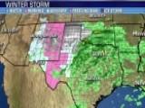 National Forecast For Thursday, January 22