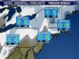 National Forecast For Thursday, February 12