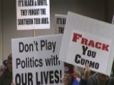 N.Y. Towns Threaten To Secede Over Frack Fight