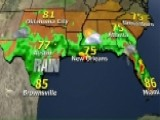 National Forecast For Sunday, April 12