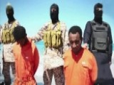New ISIS Video Purportedly Shows More Killing Of Christians