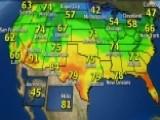 National Forecast For Thursday, April 21