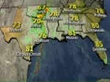 National Forecast For Sunday, May 24