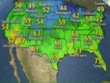 National Forecast For Sunday, May 31