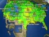 National Forecast For Sunday, June 7