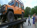 North Carolina Woman Has Land Rover Seized By Federal Agents