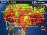 National Forecast For Wednesday, June 17
