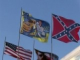 NASCAR President Wants To Ban Confederate Flag