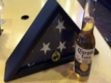 Never-ending Toast For Fallen Soldier Goes Viral