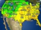 National Forecast For Sunday, July 19