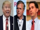 New Poll Has Trump In A Commanding Lead Over Bush, Walker