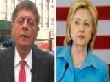 Napolitano: Hillary Prosecution Can Only Come From Obama