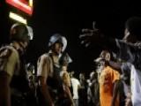 Nearly 2 Dozen Arrested During Intense Night In Ferguson