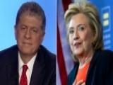 Napolitano: Legal Noose Around Clinton's Throat Tightening