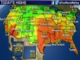 National Forecast For Thursday, October 8