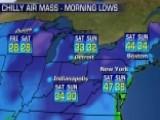 National Forecast For Friday, October 16