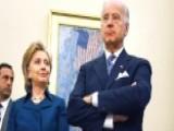 No Post-debate Bump For Hillary A Boost For Biden?