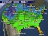 National Forecast For Friday, November 13