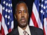 NYTimes Rips Carson's Campaign For Foreign Policy Lag
