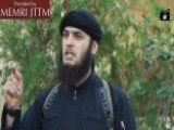New ISIS Video Vows To Blow Up White House, Attack France