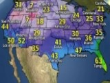 National Forecast For Saturday, January 2