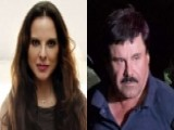 Newspaper Publishes Texts Between 'El Chapo' And Actress