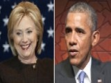 Napolitano: What Will Obama Do With Hillary?