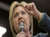 New Pressure On Clinton To Defend Wall Street Contributions
