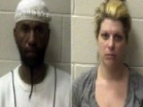 North Carolina Deputies Catch Couple Burying Body In Woods