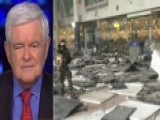 Newt Gingrich On Lessons US Can Learn From Belgium Attacks