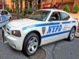 NYPD Test Bullet Proof Panels On Cars
