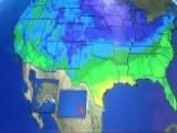 National Forecast For Tuesday, April 12