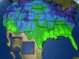 National Forecast For Thursday, April 14