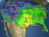 National Forecast For Tuesday, April 26