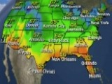 National Forecast For Friday, May 13