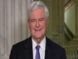 Newt Gingrich Defends Trump's Attacks Against Clinton