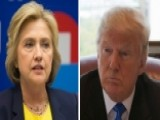 New Polls Shows Clinton And Trump Effectively Tied