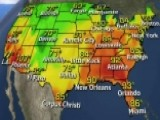 National Forecast For Wednesday, June 1