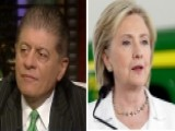 Napolitano: Clinton Was An Incompetent Secretary Of State