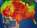 National Forecast For Thursday, June 9