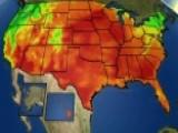National Forecast For Friday, June 10