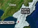North Korea Test Fires A Missile