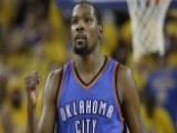 NBA Fan Goes Berserk After Durant Departs For The Warriors