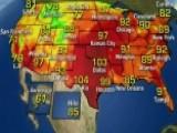 National Forecast For Thursday, August 11