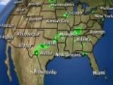National Forecast For Thursday, August 18